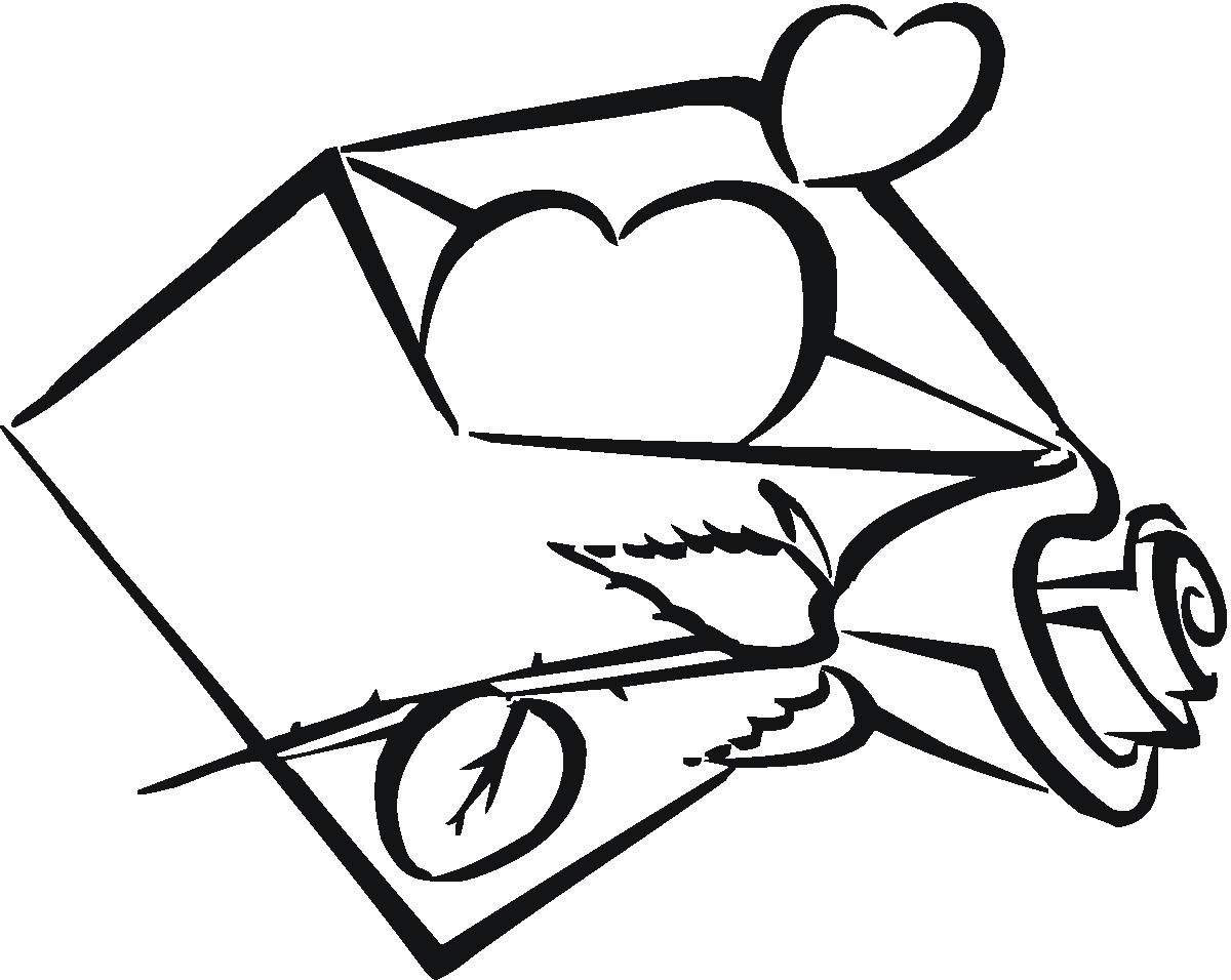 Sevgi üzerine Söylenmiş Sözler Kalpli Boyama Desenleri Cicibiciisler
